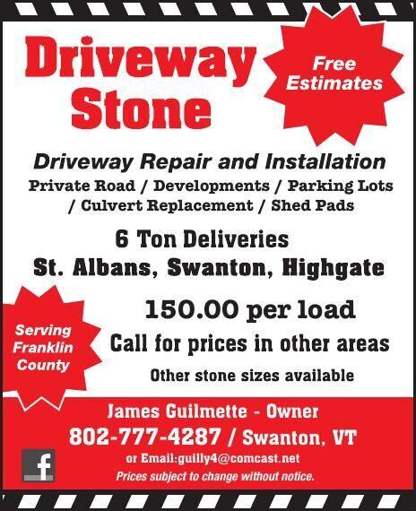 Private Road / Developments / Parking Lots