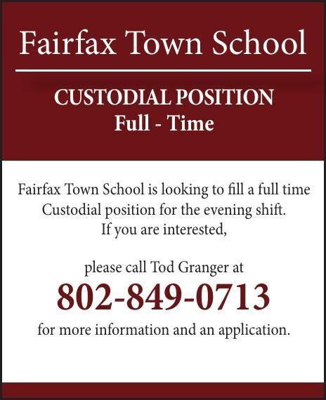 Fairfax Town School