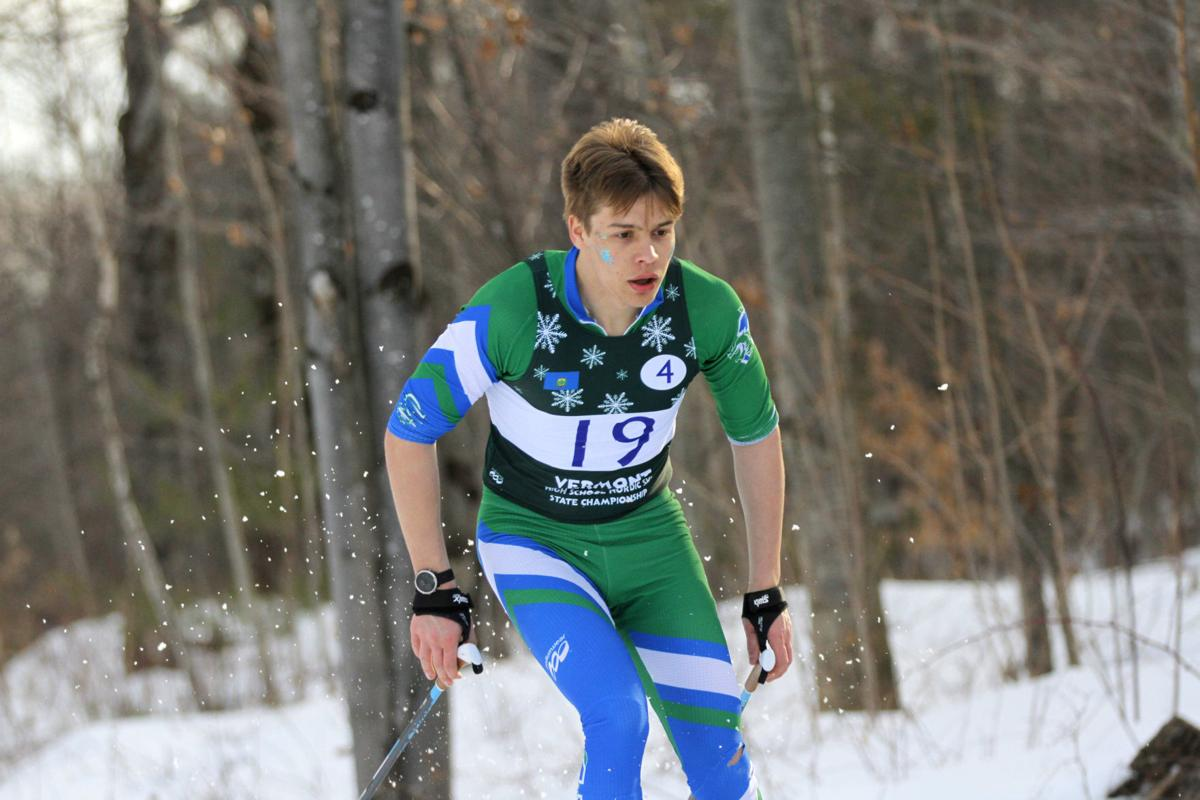 Lakers conclude nordic season at state championships