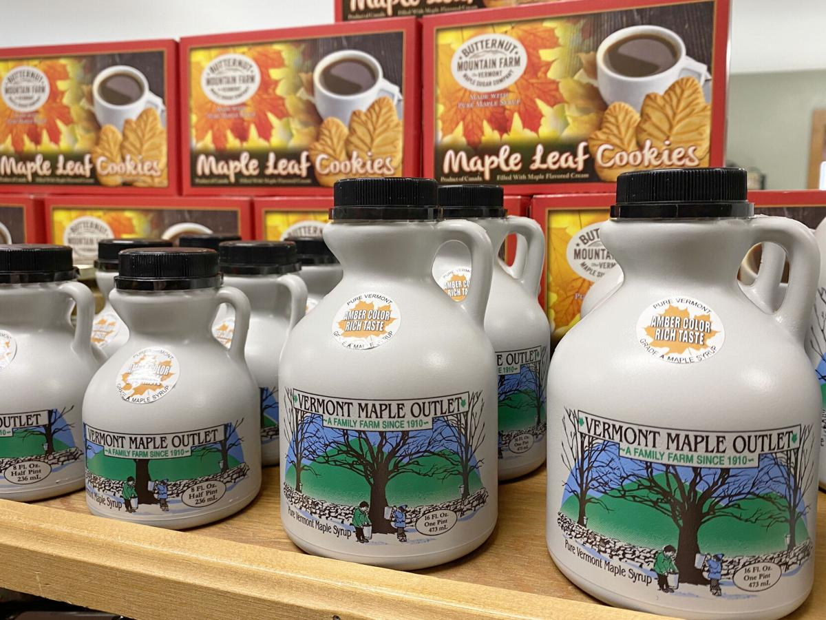 VT Maple Outlet syrup