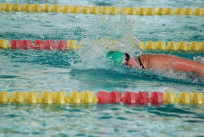 Colchester swimmers set new records at states