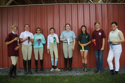 Emma Cater 4-H win