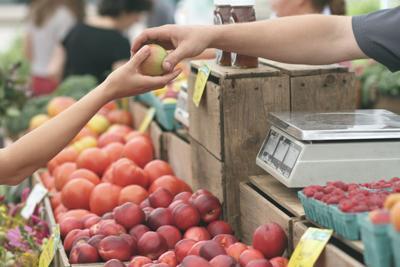 farmers market stock