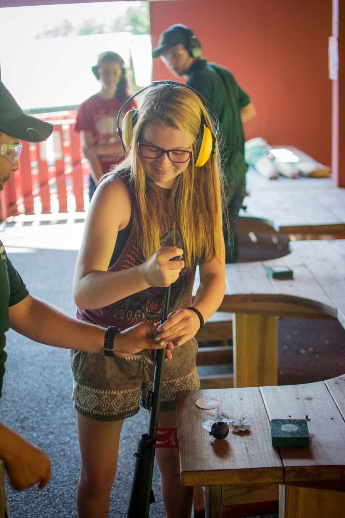 Green Mountain Conservation Camps 1
