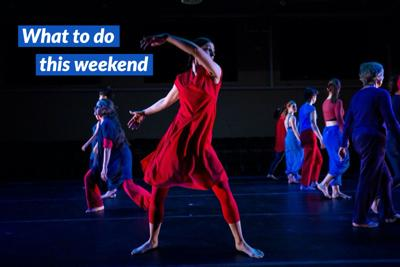 What to do this weekend, April 16-18