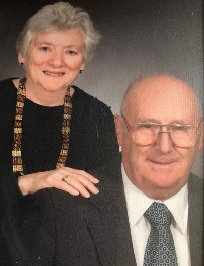 Celebration of Life: Frank and Elaine Brock