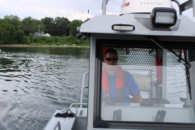 Harbormaster Corporal Gutierrez