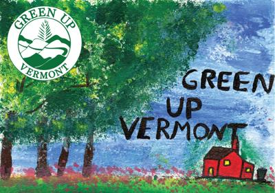 Green Up Vermont 2021