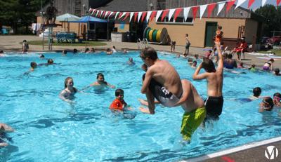 public pool stock