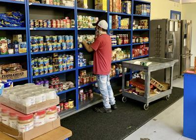 Colchester Community Food Shelf