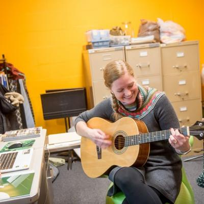 Emily Desautels, Instrumental Music Director at CMS