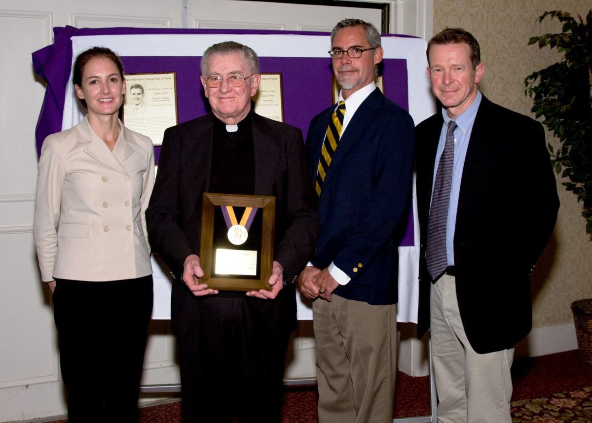 Fr. Ray Doherty Hall of Fame
