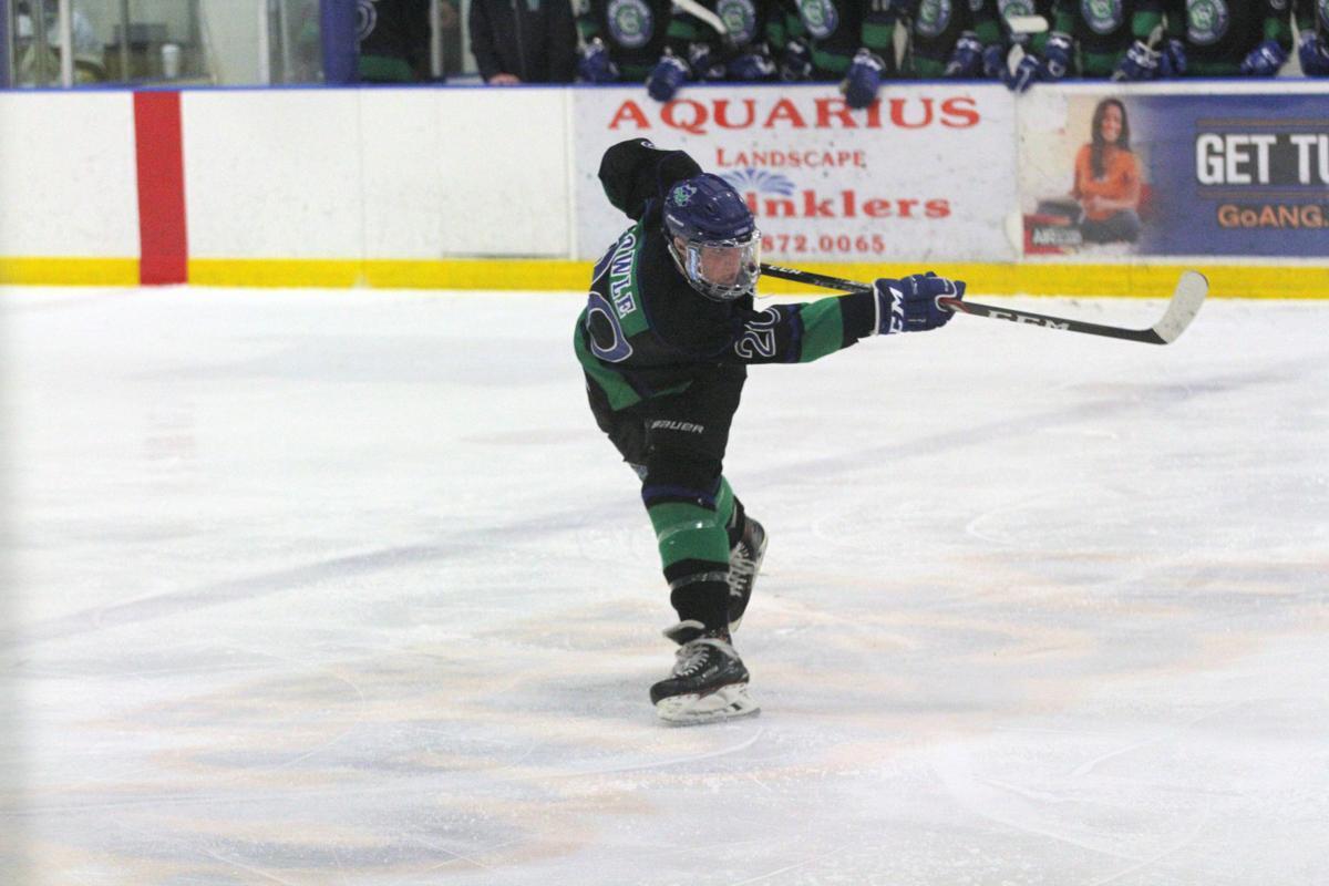 CHS boys' ice hockey falls at Essex