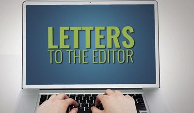Letter to the Editor stock
