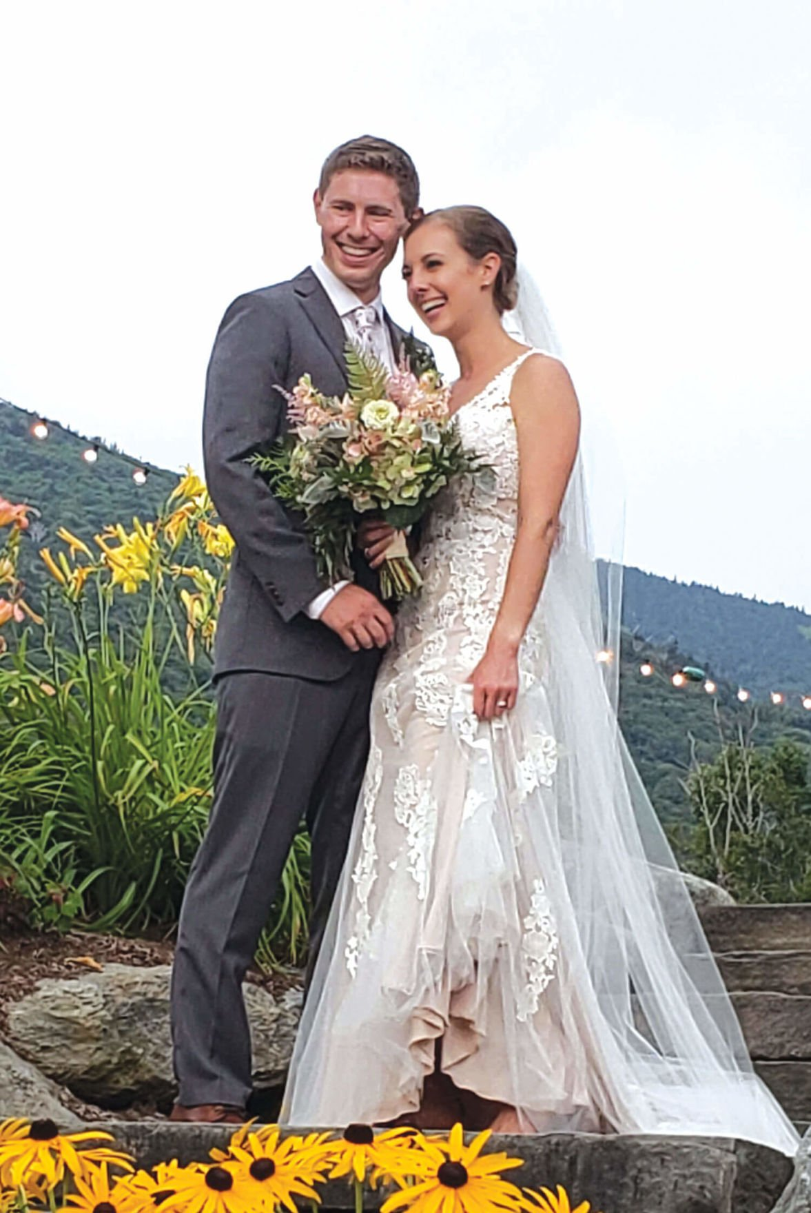 Congratulations Travis and Emily!