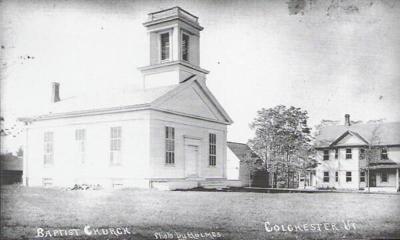 Baptist Church / Meeting House, Colchester