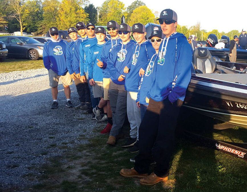 CHS defends bass fishing title