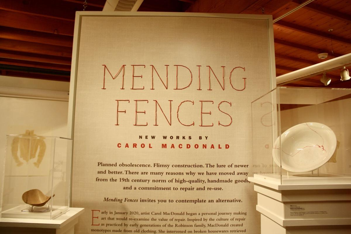 Carol MacDonald Rokeby Exhibit