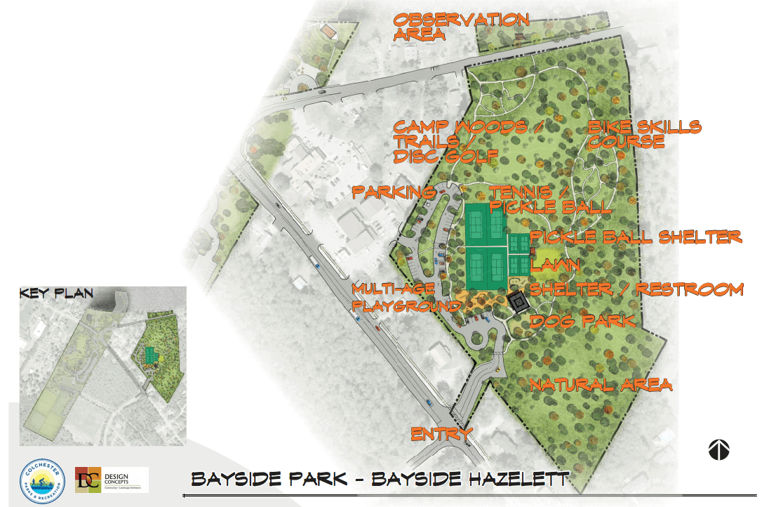 Bayside/Hazelett plans tabled