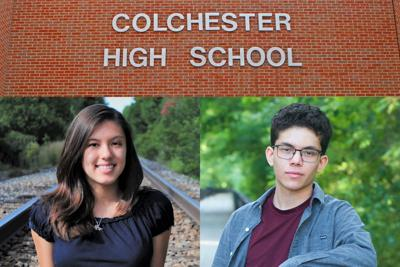 Colchester High Merit Finalists
