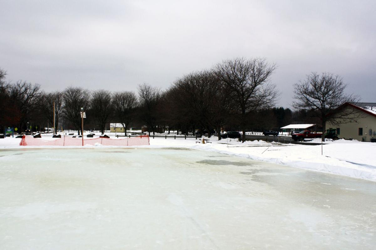 Airport Park Rink
