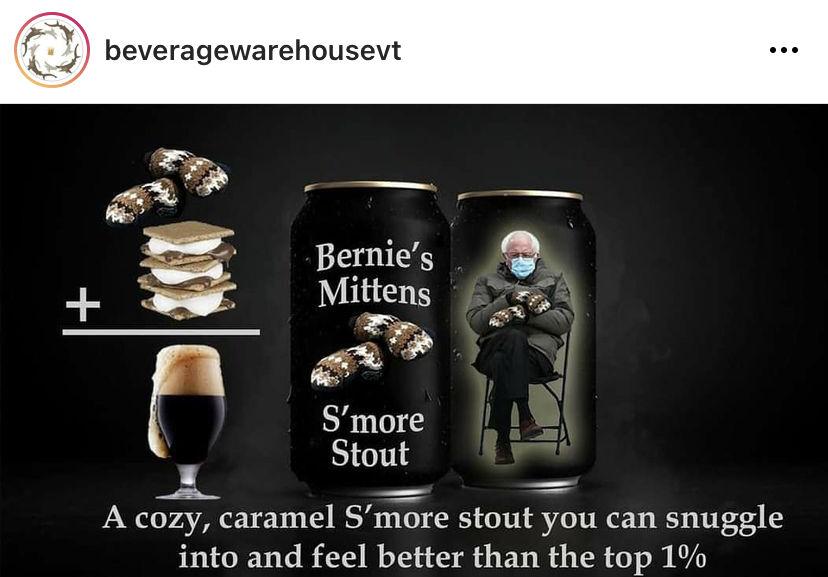 Beverage Warehouse Instagram post