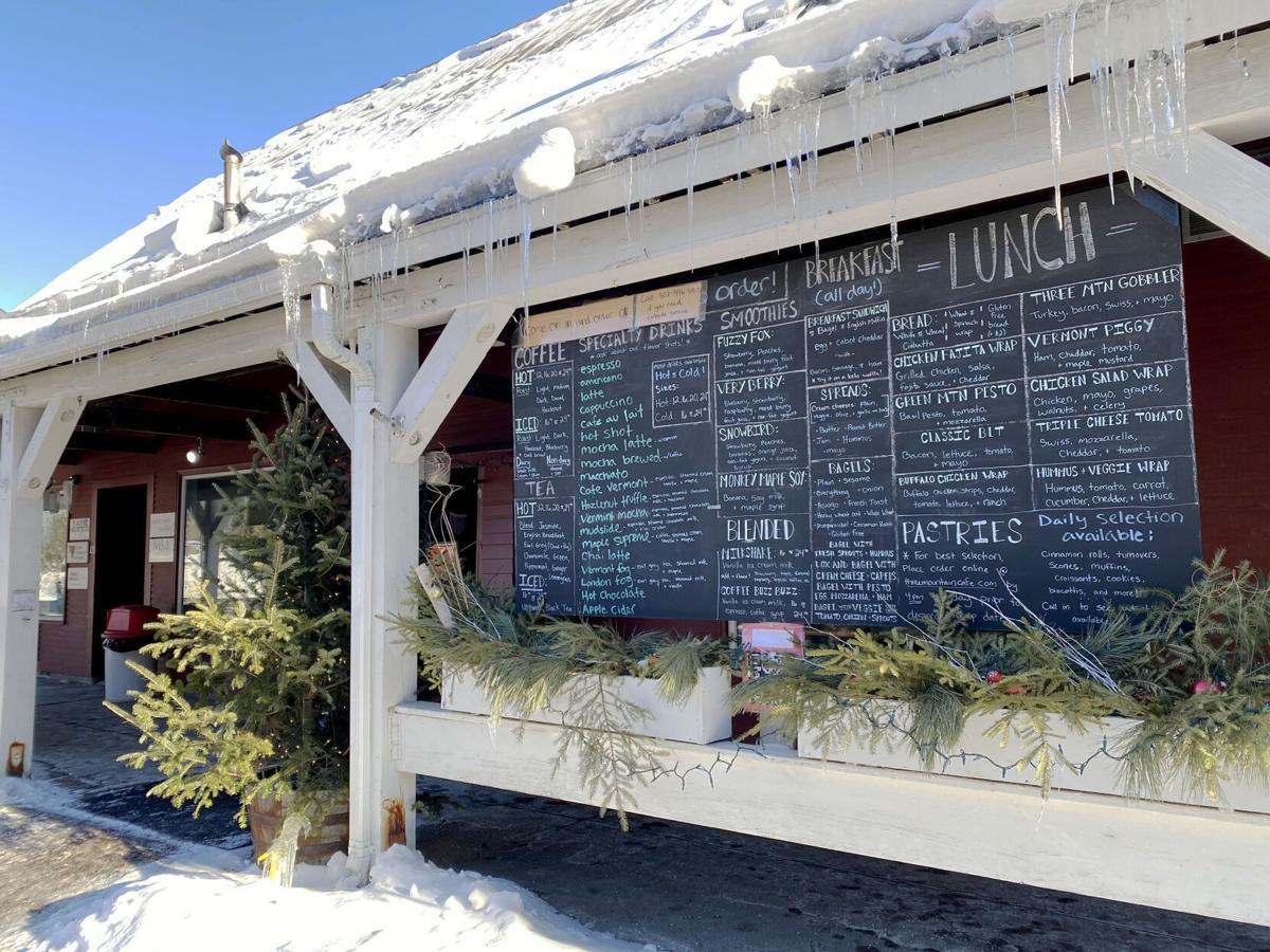 Three Mountain Cafe