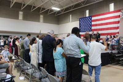 Vermont welcomes new citizens