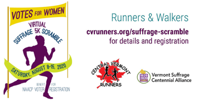 Suffrage Scramble 5K
