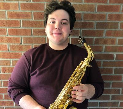 Music Student of the Month: Mikey Collins