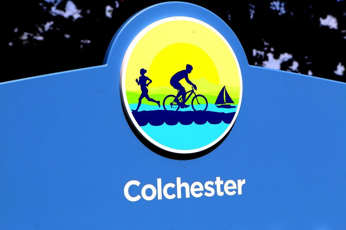 Colchester Stock: Logo