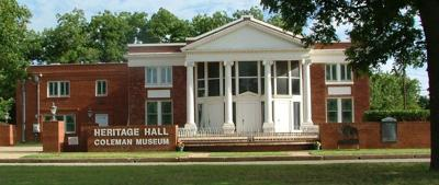 Coleman Heritage Hall and Museum