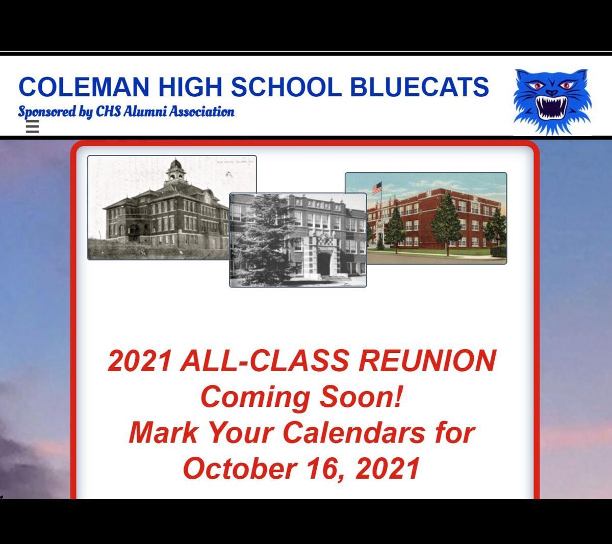 2021 all Class Reunion