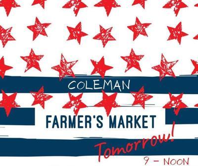 July 4th Farmer's Market