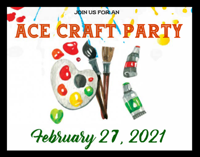 ACE CRAFT PARTY