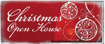 Open House Christmas