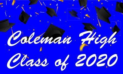 CHS Class of 2020 Blue