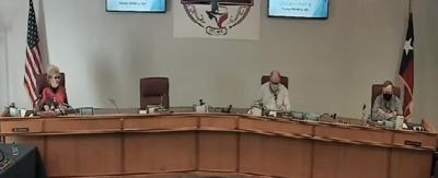 Coleman City Council 2-22