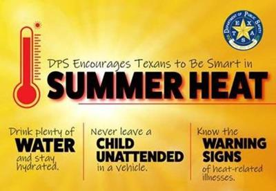 dps summer heat