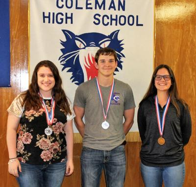 CHS State UIL Qualifiers
