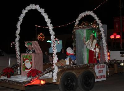 Miss Coleman County Christmas Parade 2019