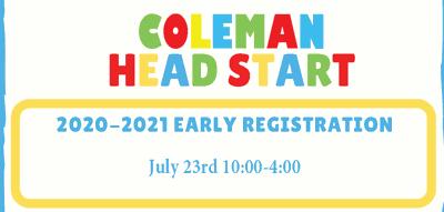 Coleman Head Start