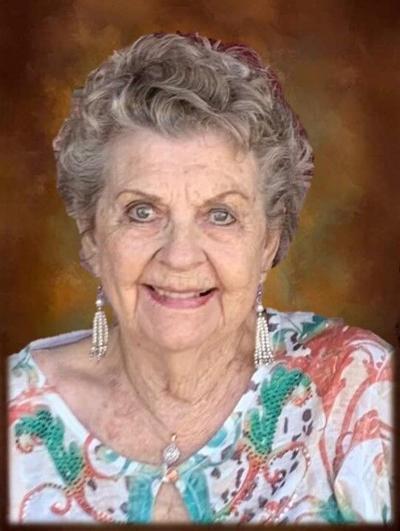 Billie Ruth Brewer Horne