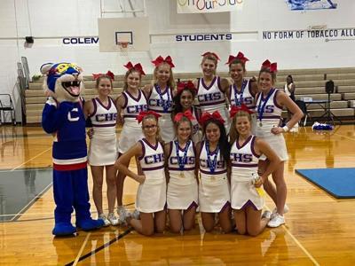 2020-2021 Cheerleaders