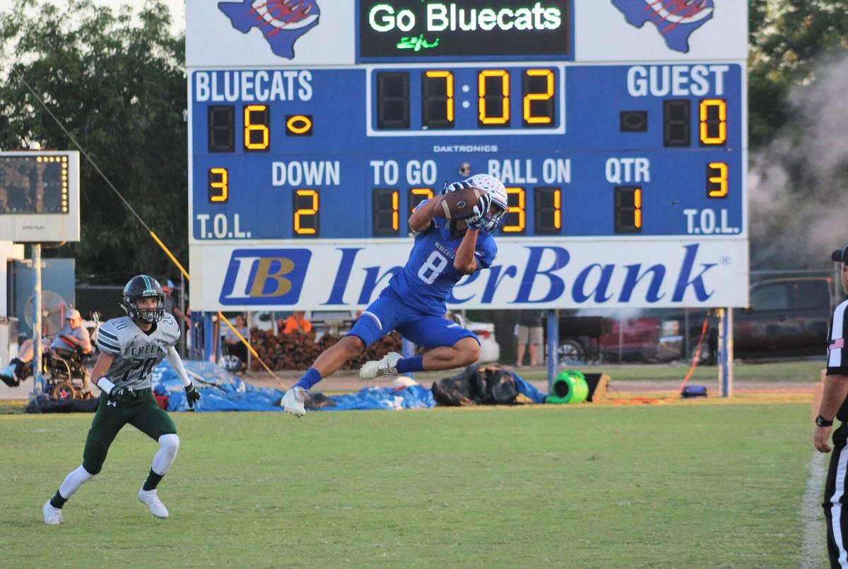 Braxton Smith Catch in the Air