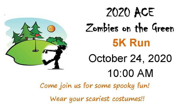 Zombies on the Green 5K Run