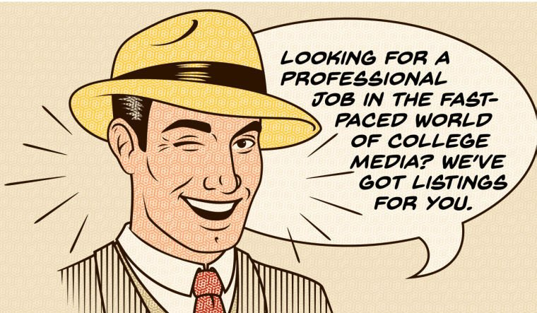 Job Listings | collegemedia org