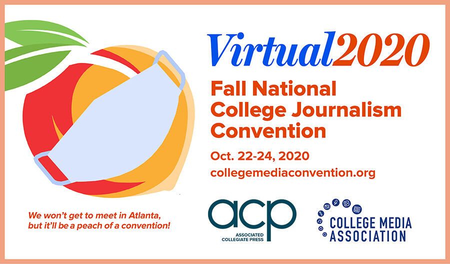 Virtual 2020 Fall National College Media Convention is Oct. 22-24