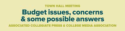 Town Hall Meeting June 25, 2020