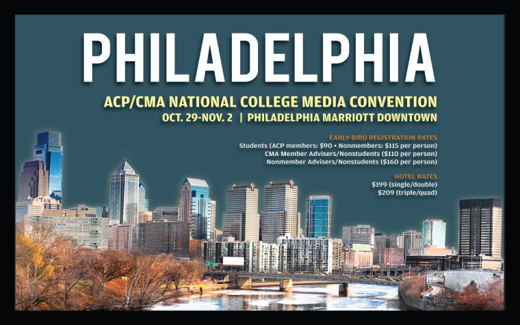 Fall National College Media Convention, 2014